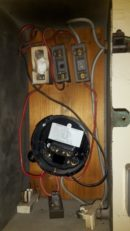 old control box